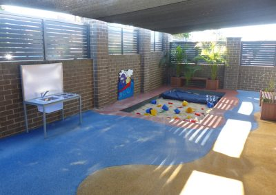 The Berry Patch Kellyville Ridge - Baby-Berries Outdoor Sandpit