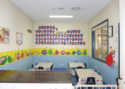The Berry Patch Rouse Hill - Dining Room