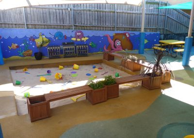 The Berry Patch Rouse Hill - Outdoors Sand Pit